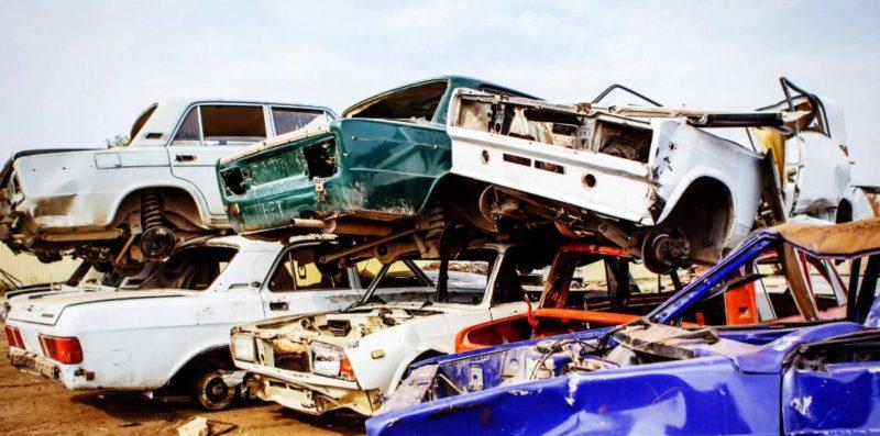 Правила снятия с учета автомобиля в связи с утилизацией